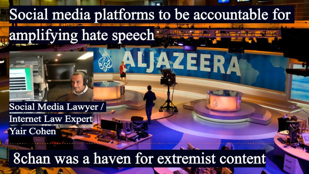 Social media platforms to be accountable for amplifying hate speech