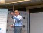 Yair Cohen social media business solicitor. Speaker at Google Campus